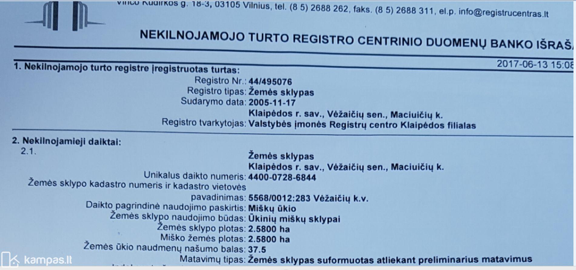 photo No.15 Klaipėdos r. sav., Maciuičiai