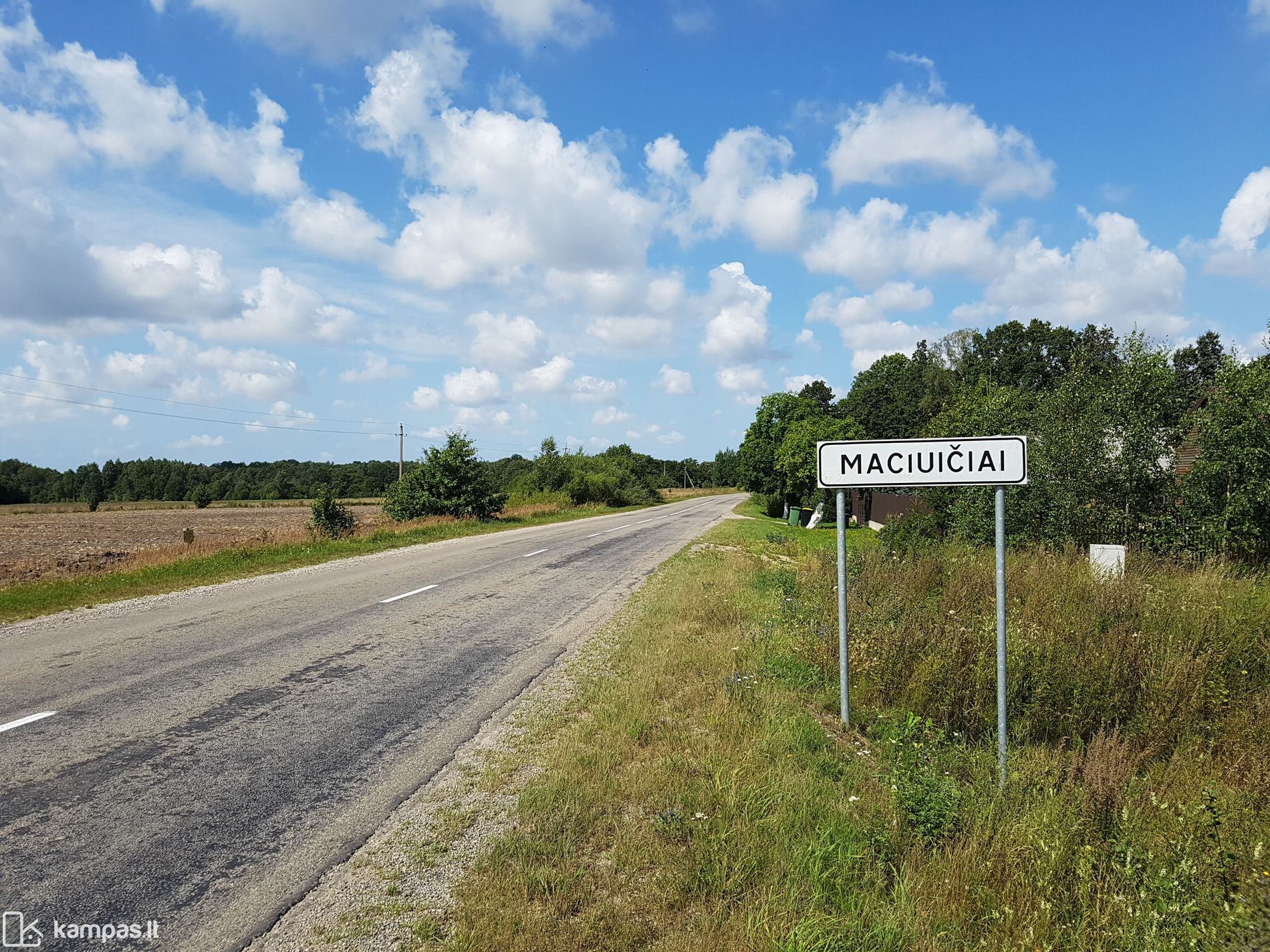 photo No.1 Klaipėdos r. sav., Maciuičiai