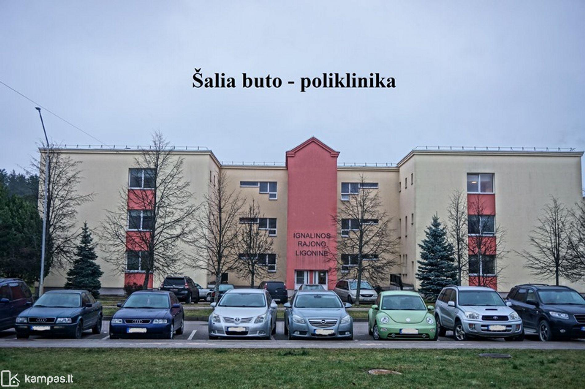 photo No.5 Ignalinos r. sav., Ignalina, Ligoninės g.