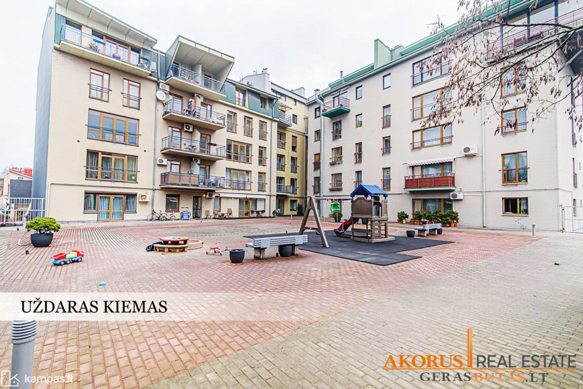 photo No.14 Vilnius, Žvėrynas, Bebrų g.